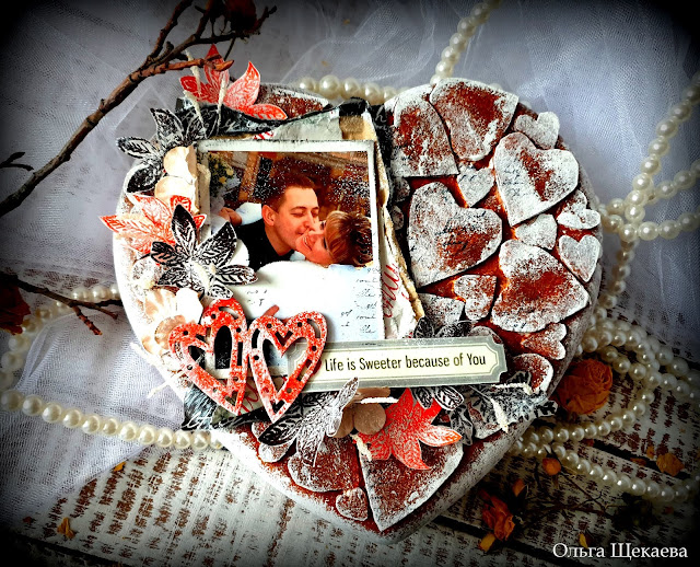 пано, сердце, валентин, свадьба,