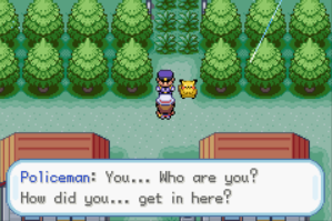 pokemon dreary screenshot 1
