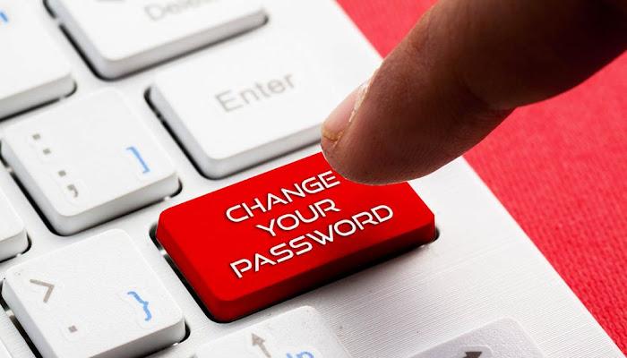 Cara Mengganti Password Zohomail