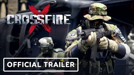 CrossfireX - First Gameplay X019