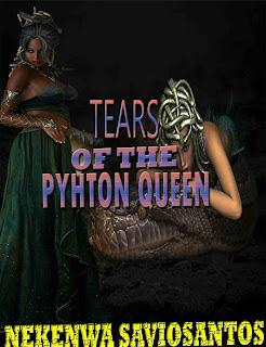 Another great story titled tears of the Python Queen
