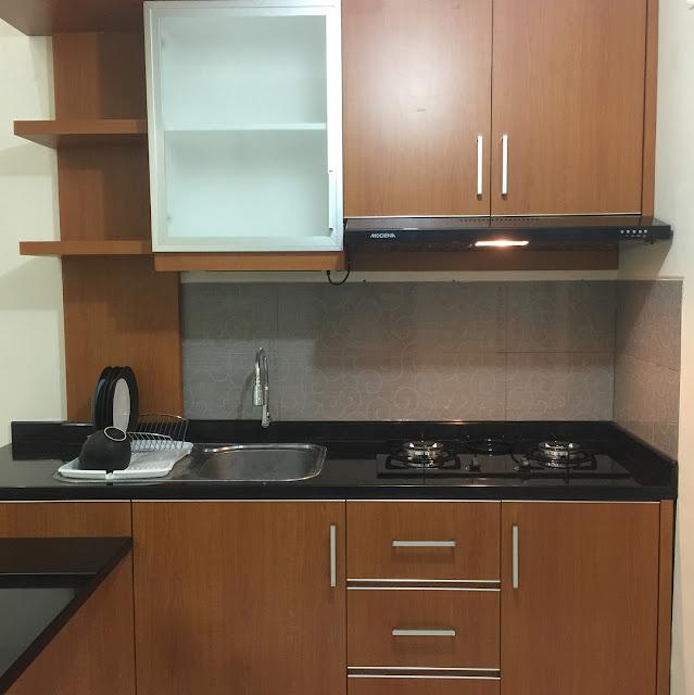 Kitchenset HPL Sidoarjo