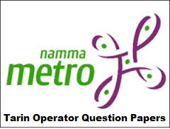 Tarin Operator Question Papers