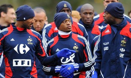 Senior French Squad