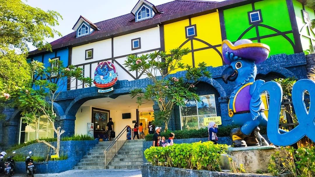 Harga Tiket Masuk Citra Grand Mutiara Waterpark Jogja