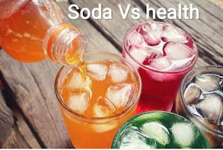 effects of soda on health
