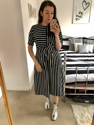 Topshop, OOTD, Midi Dress, ss18, Nicki Kinickie, WIWT, What im wearing, Lifestyle Blog,