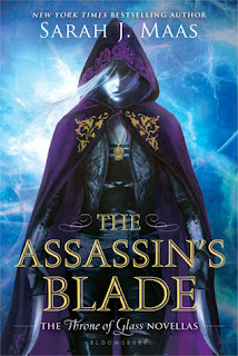 The Assassin's blade by Sarah J. Maas | Cover Love