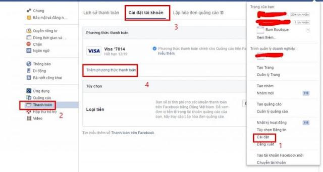 Bắt đầu chạy quảng cáo facebook bạn cần gì?