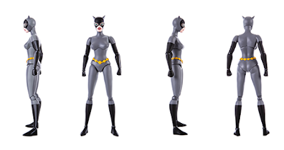 Batman: The Animated Series Catwoman 1/6 Scale Collectible Action Figure by Mondo x DC Comics