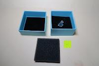 Inhalt: Neoglory Jewellery Silber mit Swarovski Elements Halskette Armkette Ohrringe Tropfen blau