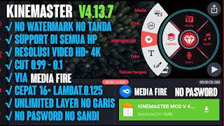 KINEMASTER MOD V4.13.7