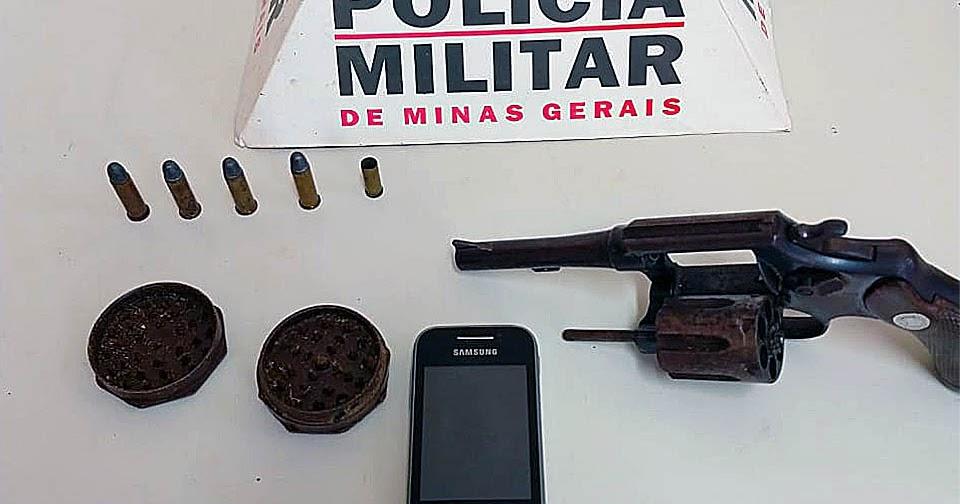 Suspeito de furto em Cataguases é preso em Dona Eusébia - Mídia Mineira