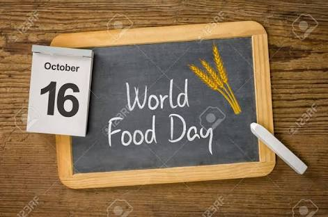 World Food Day Wishes Beautiful Image