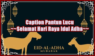 caption lucu ucapan selamat hari raya idul adha - kanalmu