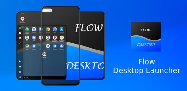 New Flow Desktop improves Android 10 desktop mode