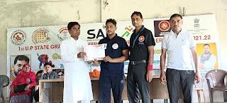 #JaunpurLive : खिलाड़ियों को दिया गया कुश्ती का प्रशिक्षण