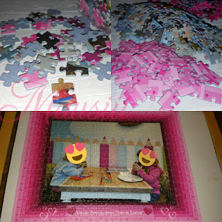 Fertige Puzzle