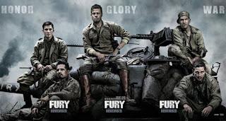 Baca Sinopsisnya, Baru Tonton Film Fury 2014