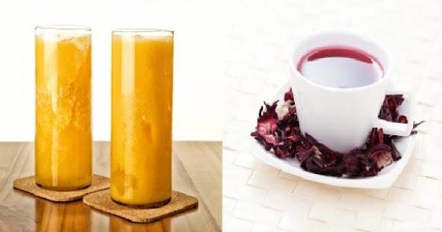 فوائد ووصفات مشروبات رمضان