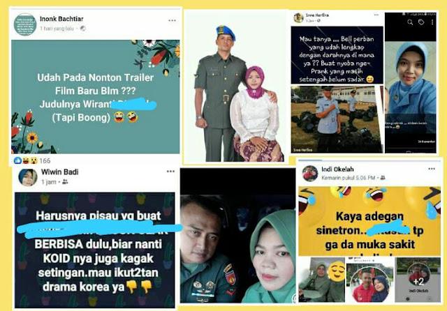 Kelima Oknum Istri TNI Yang Nyiyirin Wiranto Belum Diproses Hukum, Kapuspen TNI Akan Segera Ambil Tindakan Tegas