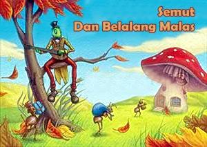 Semut Dan Belalang Malas Cerita Dongeng Indonesia