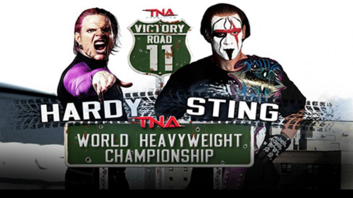 Eric Bischoff revela o quão mal estava Jeff Hardy no TNA Victory Road 2011