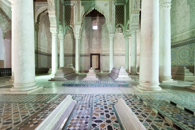 Palazzo El-Badi-Marrakech