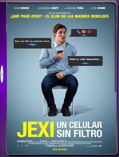 Jexi: Un celular sin filtro (2019) 60Fps [1080p] Latino [GoogleDrive] SilvestreHD