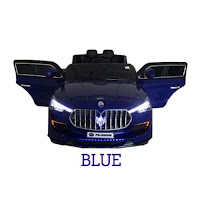 Pliko PK5800N Maseratti Battery Toy Car