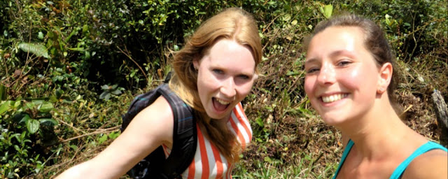 Kris Kremers and Lisanne Froon, Panama