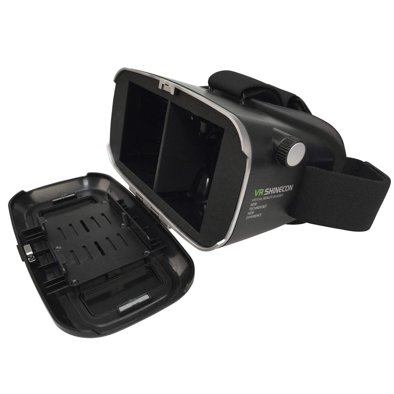 coques de toutes sortes pour des fans iphone vr lunettes vr shinecon 3d r alit virtuel. Black Bedroom Furniture Sets. Home Design Ideas