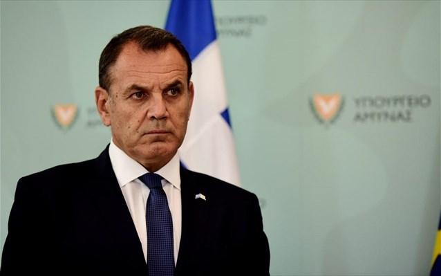 Παναγιωτόπουλος: Η Ελλάδα θα συνεισφέρει στις δομές ασφάλειας και άμυνας του Ιράκ