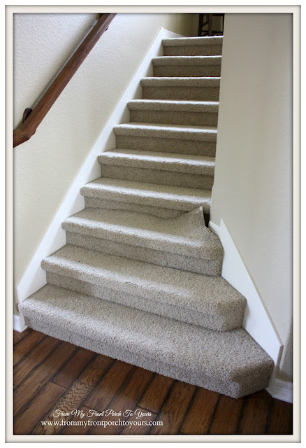 Carpet- Stairs-From My Front Porch To Yours