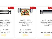Tips Memilih Mesin Digital Printing Untuk Cetak Indoor dan Outdoor