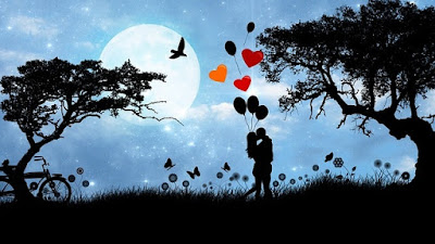 Feliz noche mi amor