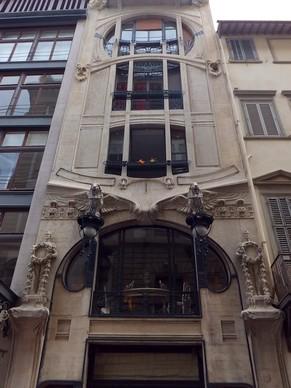 florence toscane art nouveau