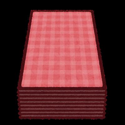 カードデッキのイラスト