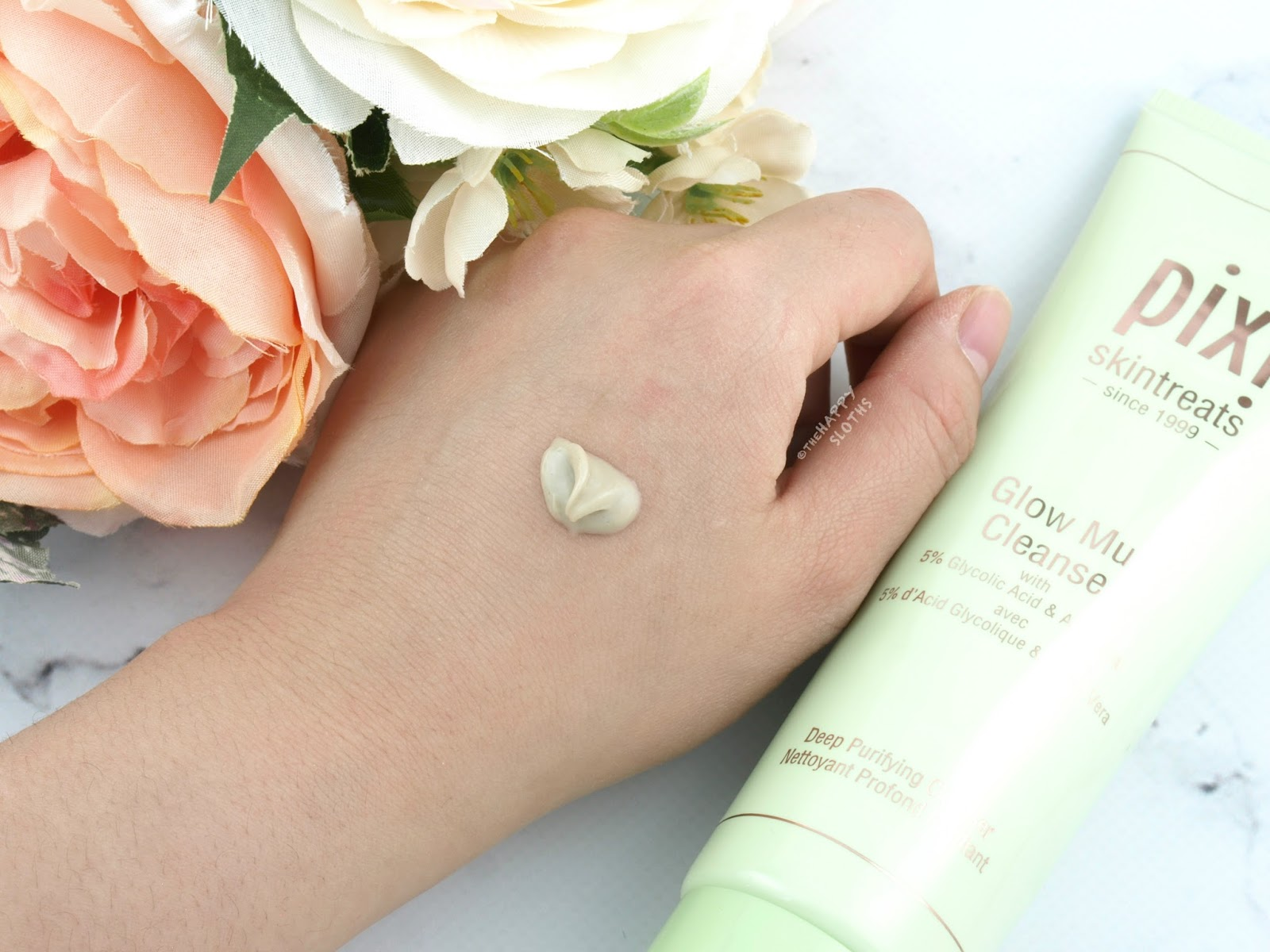 Pixi Glow Mud Cleanser Review