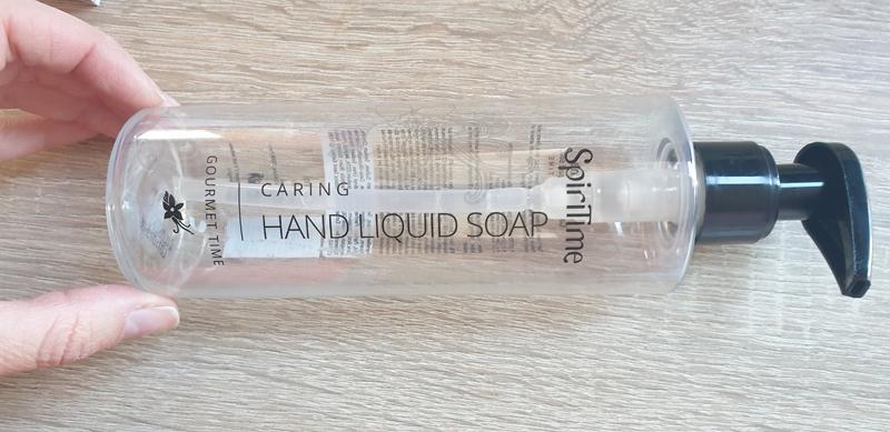 Hand liquid soap