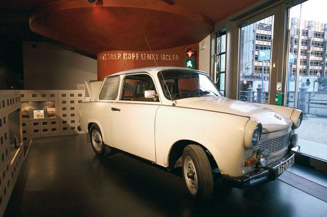 Museu da DDR em Berlim