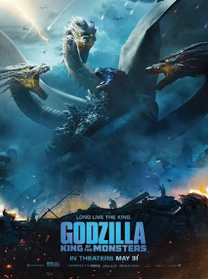 Godzilla 2: El Rey de los Monstruos [1080p/720p] [Latino] [Mega - GDrive - OneDrive]