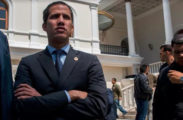 """Guaidó explica que """"cooperación"""" militar extranjera no es """"intervención"""""""