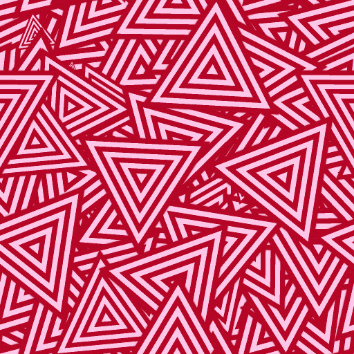 Free 2D Concentric Polygons Patterns for Photoshop and