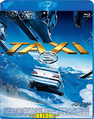 Taxi 3 2003 480p 300MB Blu-Ray Hindi Dubbed Dual Audio [Hindi – French] MKV
