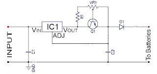 Forum Diagram: Ni Cd and Ni MH Adjustable constant current
