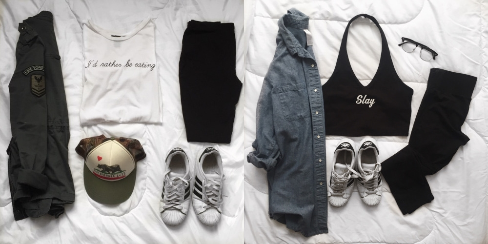 Spring&Summer Outfits || Inspirations || Tumblr&Stylewe