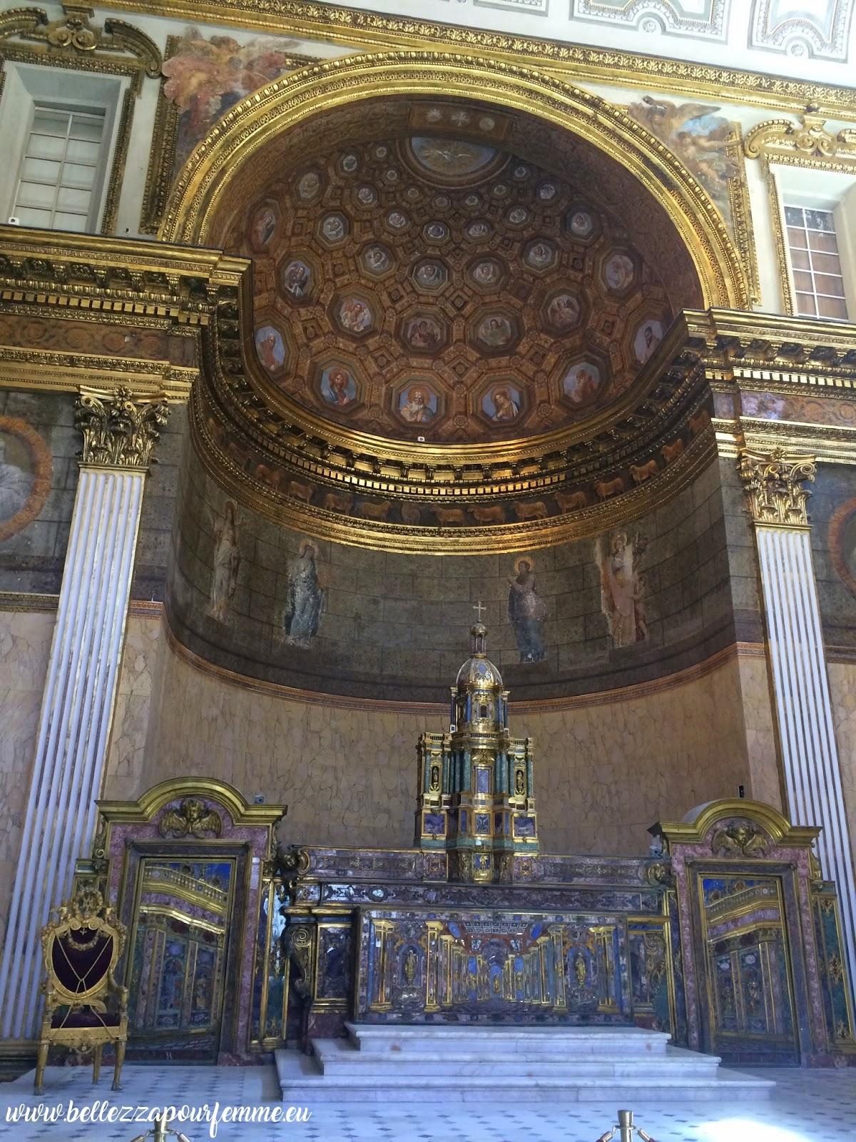 Visita al Palazzo Reale di Napoli