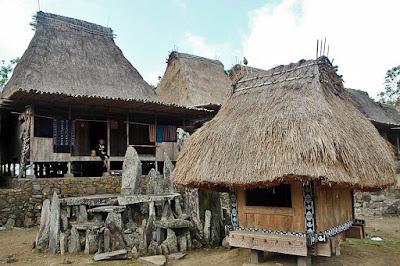 Desa Adat Bajawa, Flores