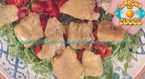 Prova del cuoco - Ingredienti e procedimento della ricetta Palombo allo zenzero di Anna Moroni
